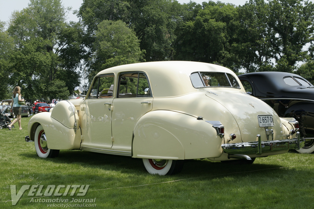 1939 Cadillac Series 60 Special
