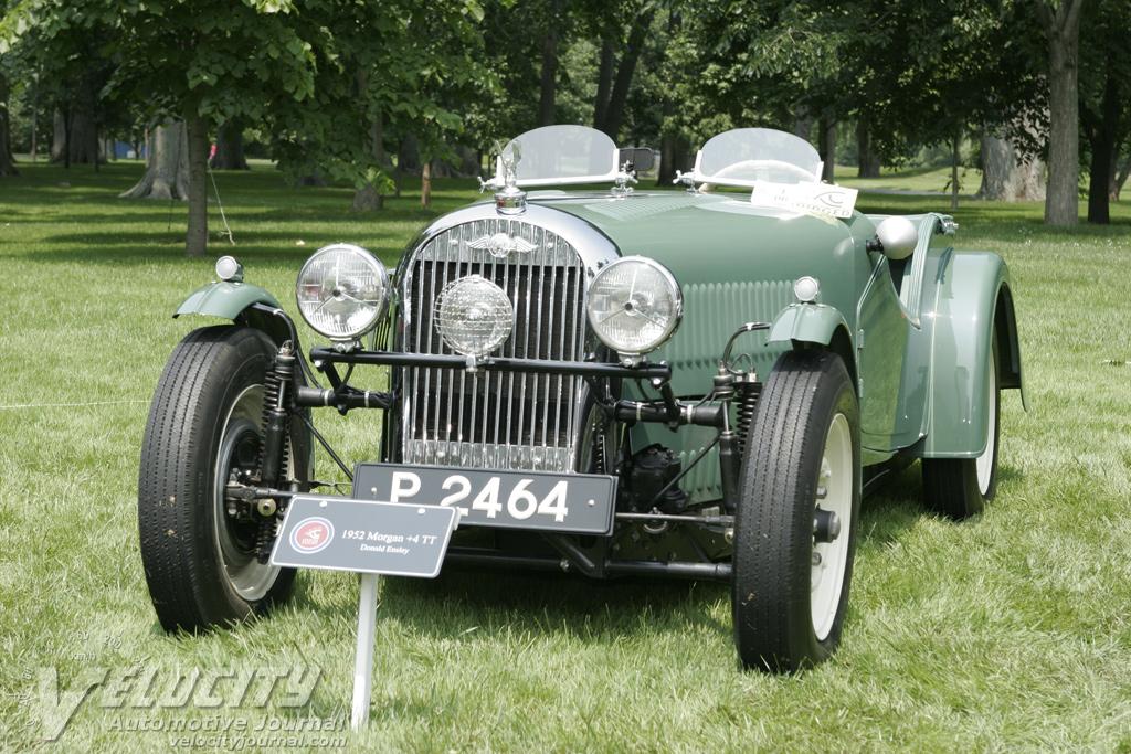 1952 Morgan TT