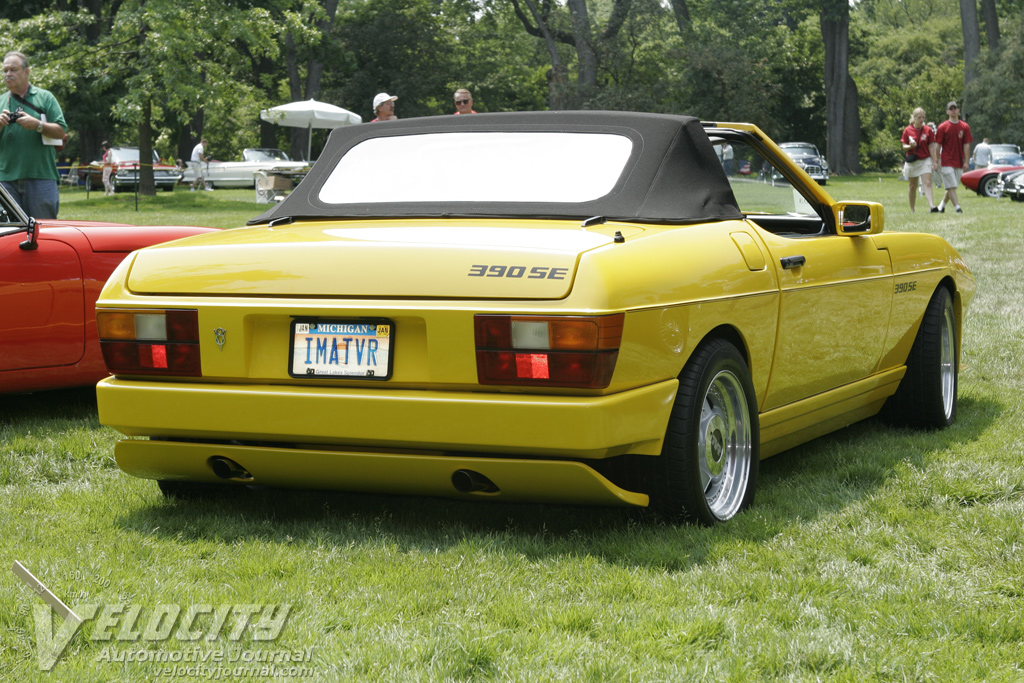 1985 TVR 390SE