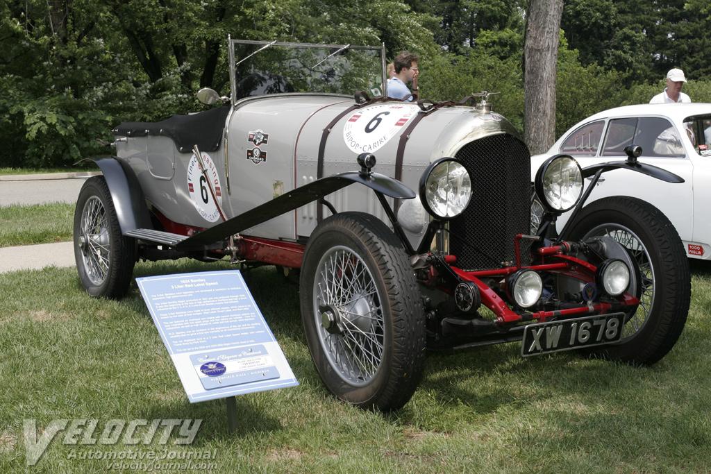 1924 Bentley Red Label