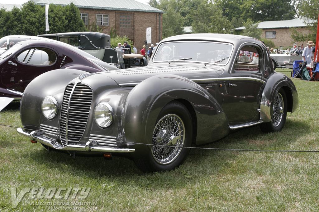 1937 Delahaye Type 145 coupe
