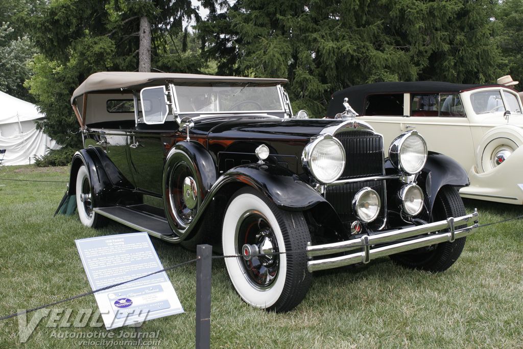 1930 Packard 740 Touring