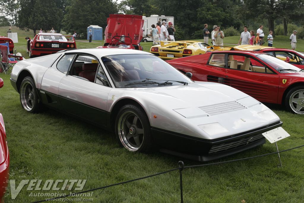 1981 Ferrari 512BB Boxer