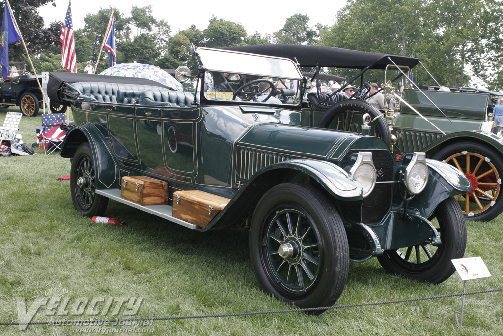 1914 Locomobile Model 48 touring