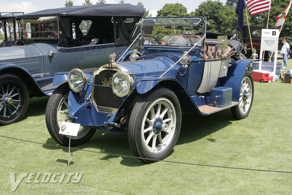 1914 Packard Model 4-48 touring