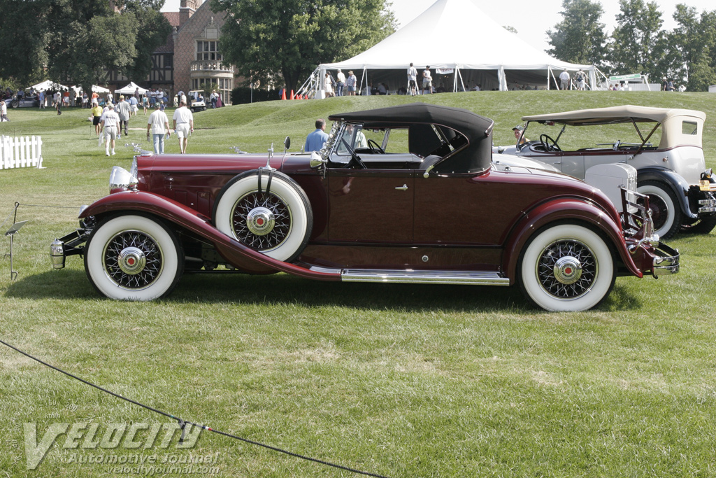 1931 Packard 840 Roadster
