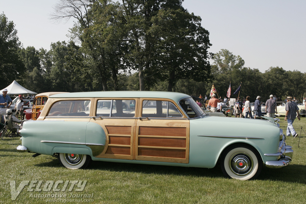 1952 Packard Station Wagon