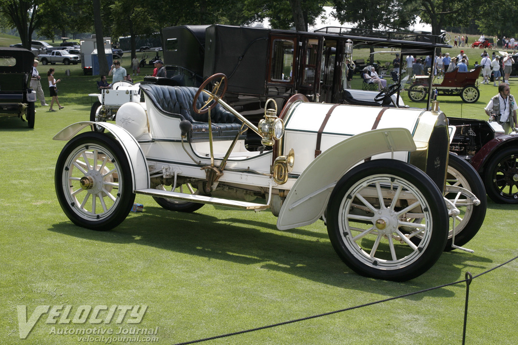 1906 Pungs-Finch Finch Limited Roadster
