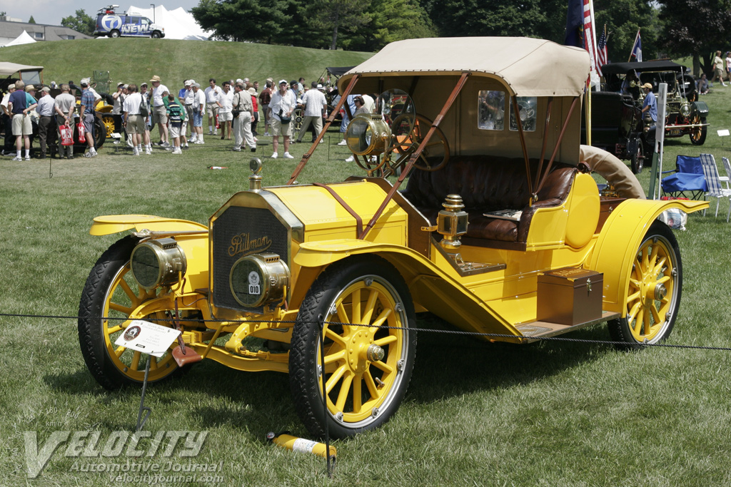1910 Pullman Raceabout