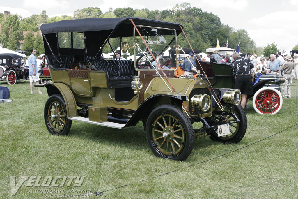 1910 REO R5 touring