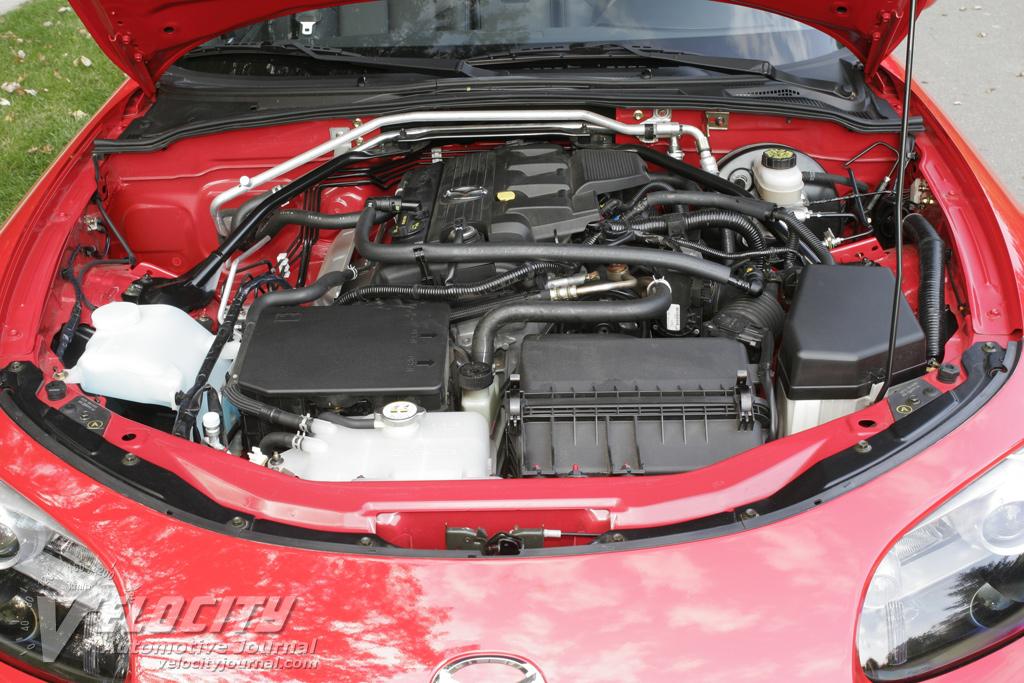2006 Mazda MX-5 Engine