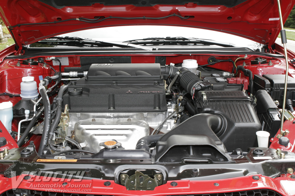 2006 Mitsubishi Eclipse GS Engine