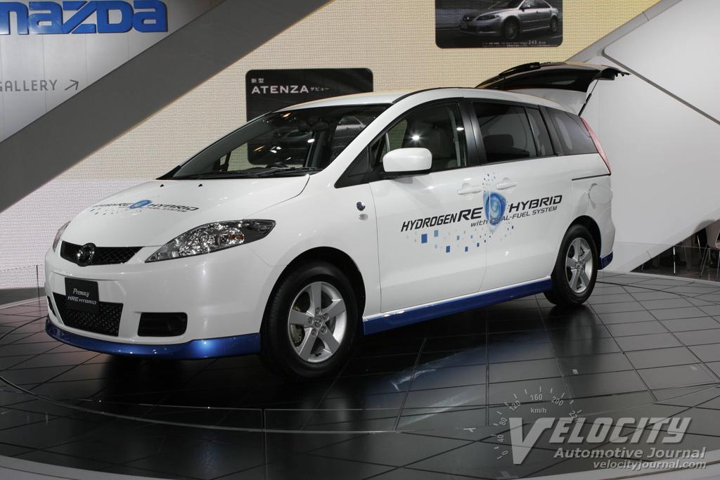 2005 Mazda Premacy Hydrogen RE Hybrid