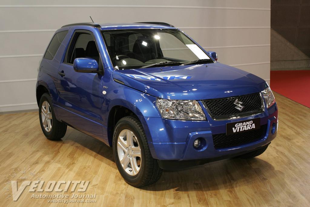 2006 Suzuki Grand Vitara 2d