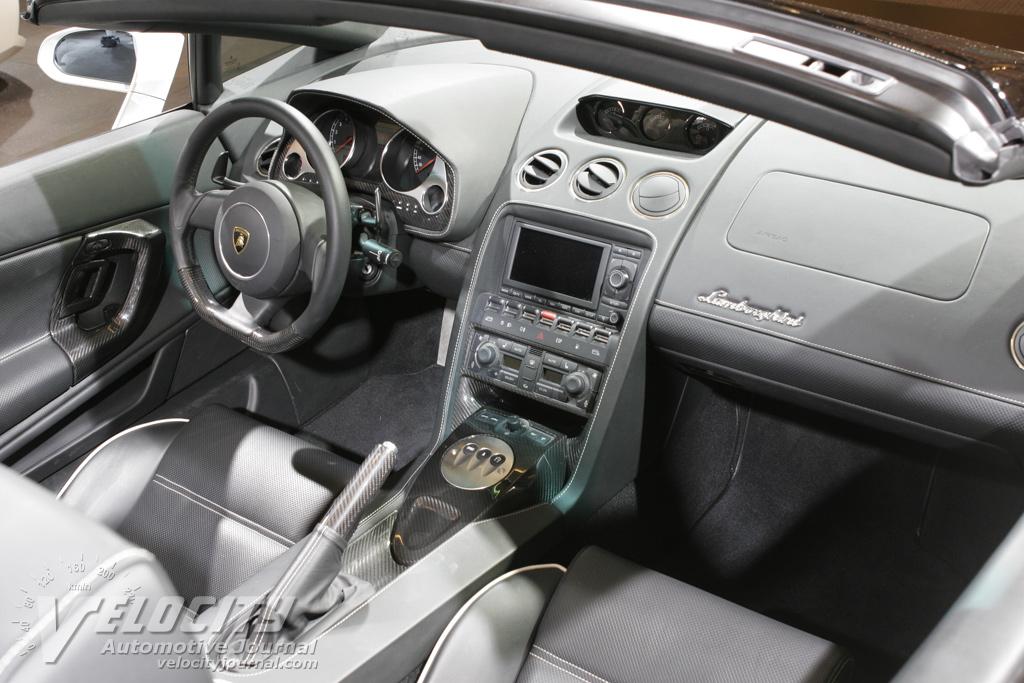 2006 Lamborghini Gallardo Spyder Pictures