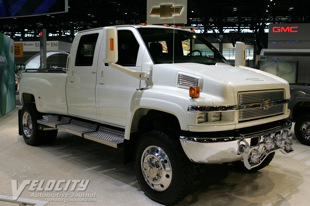 2006 Chevrolet Kodiak 4500 by MTE