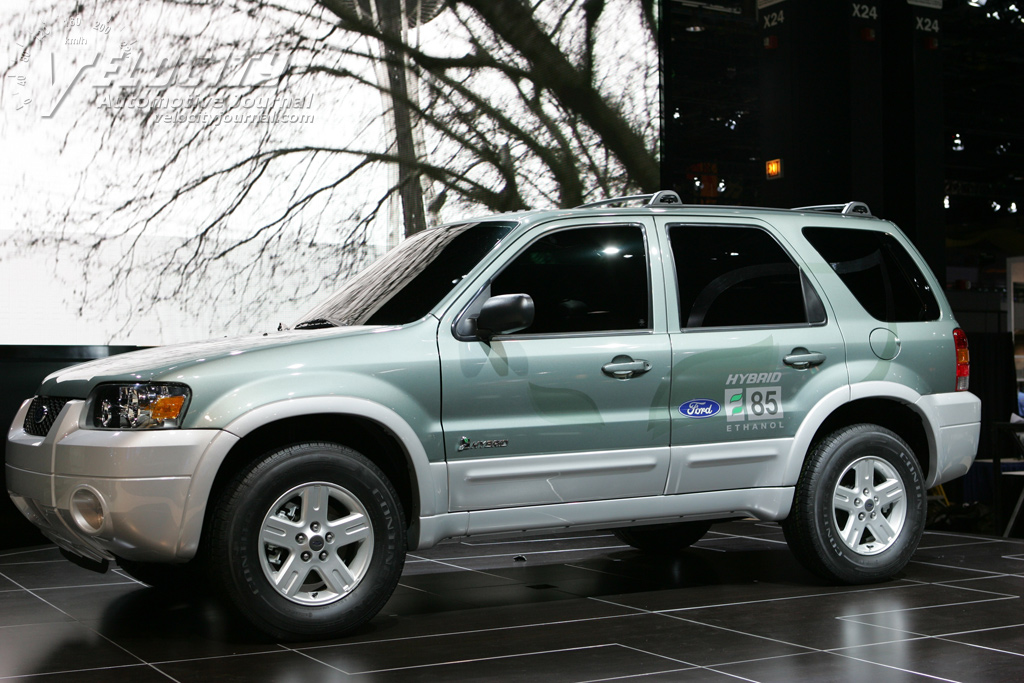 2006 Ford Escape E85 Hybrid