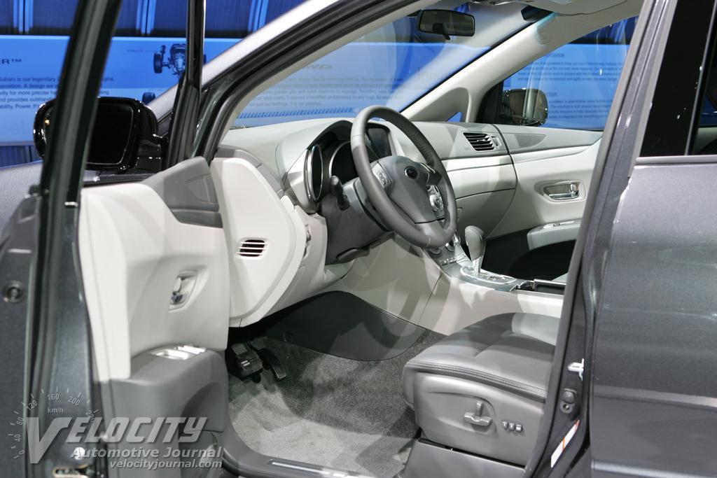 2007 Subaru B9 Tribeca Pictures