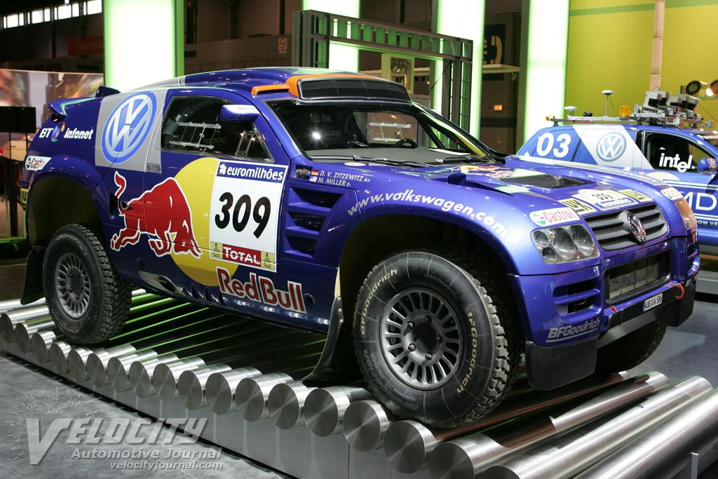 2006 Volkswagen Paris-Dakar Racer