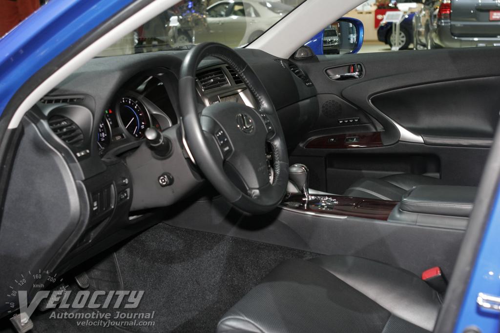 2006 Lexus IS Interior