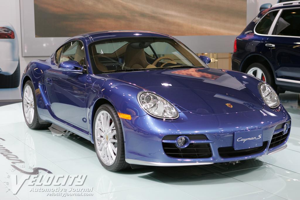 2006 Porsche Cayman