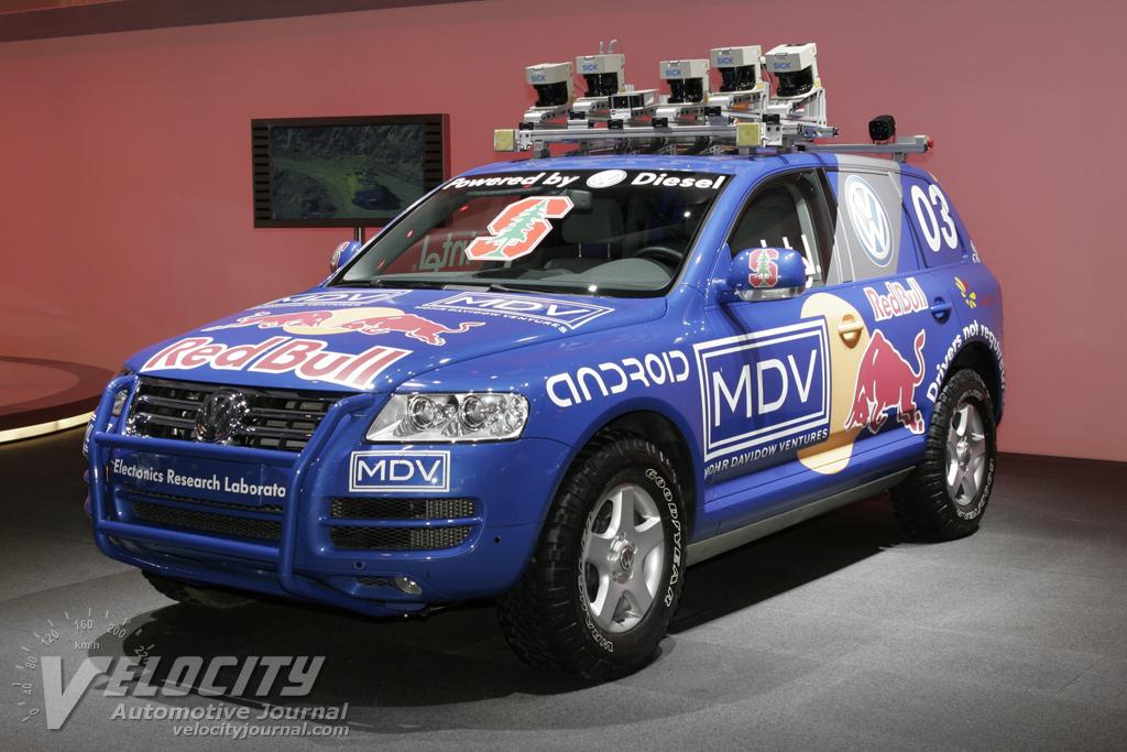 2005 Volkswagen ERL Touareg