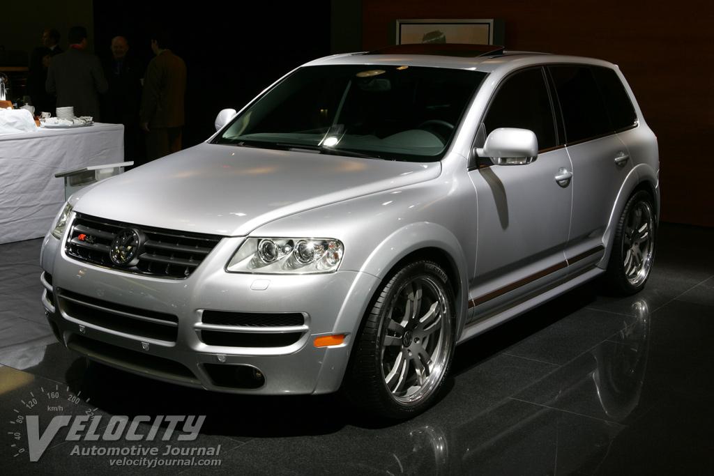 2005 Volkswagen Touareg R GT