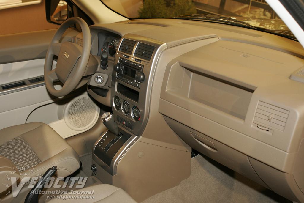 2007 Jeep Patriot Interior