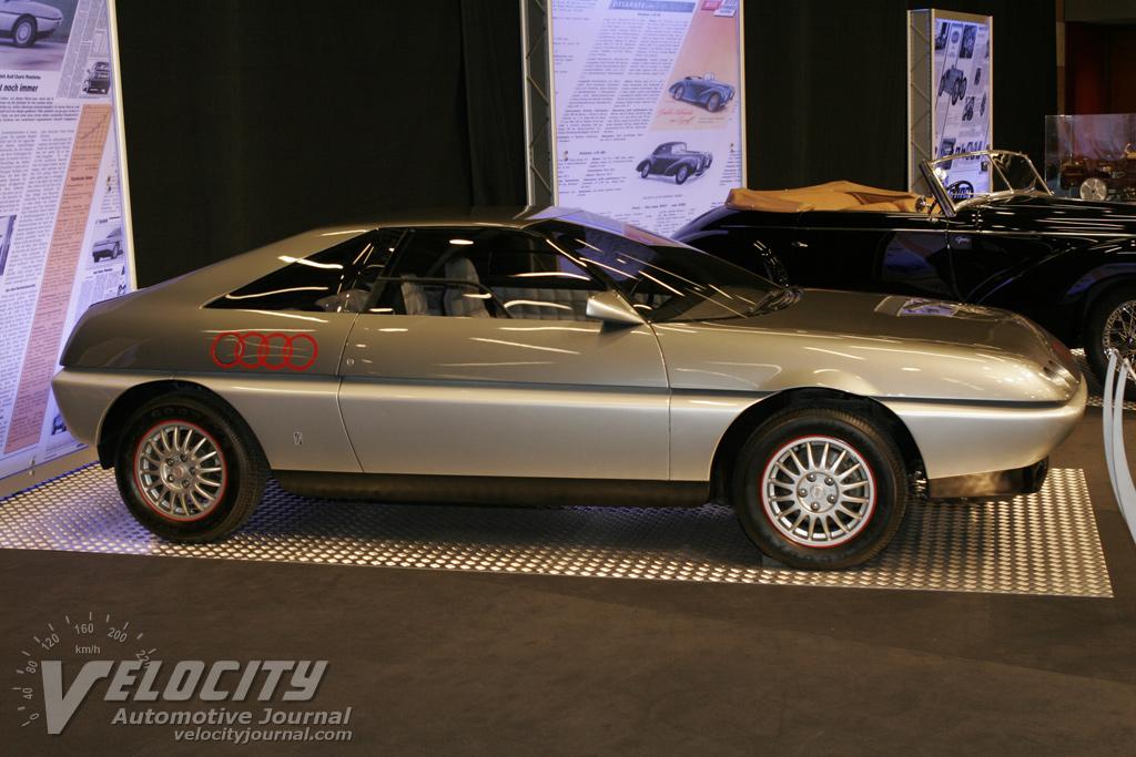 1981 Audi Quartz Pininfarina