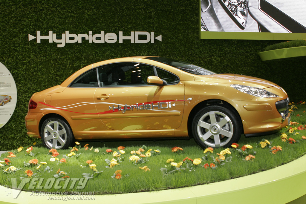 2006 Citroen 307 Hybrid HDi