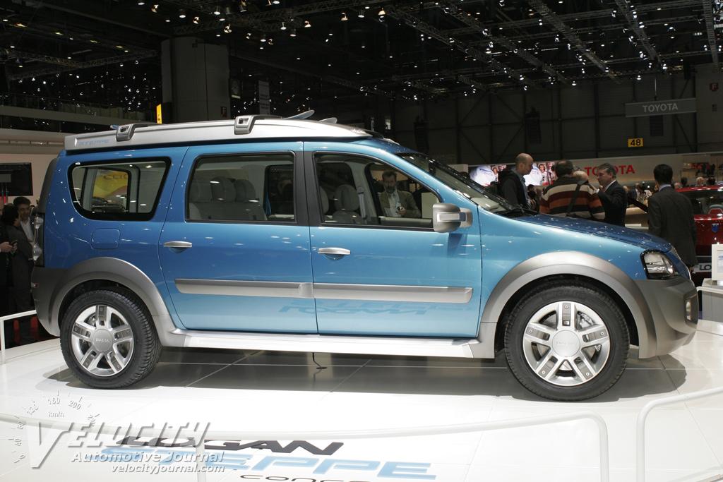 2006 Dacia Logan Concept Steppe Pictures