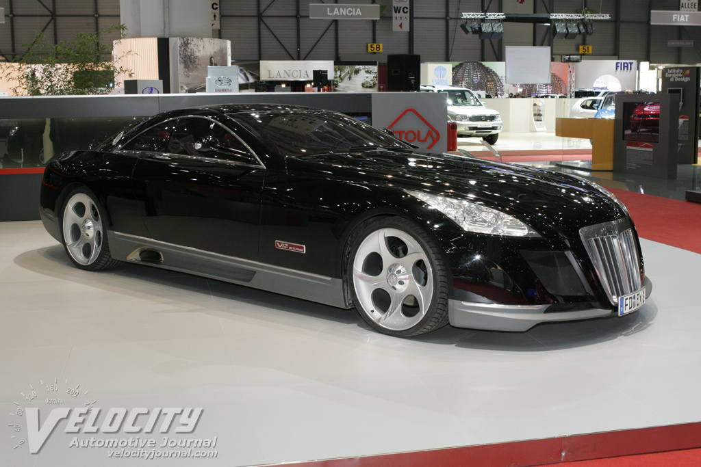 2005 maybach exelero | My kind of cars. | Pinterest | Maybach ...