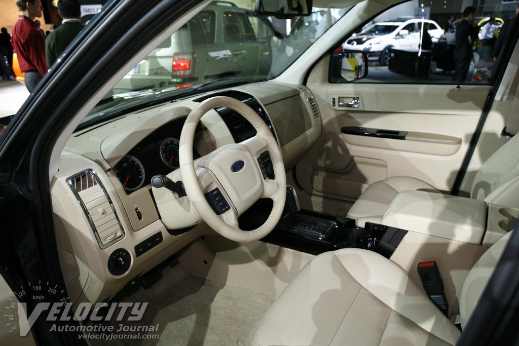 2008 Ford Escape Interior