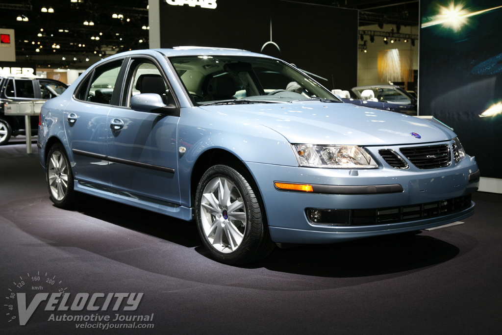 2007 Saab 9-3 60th Anniversary Sedan