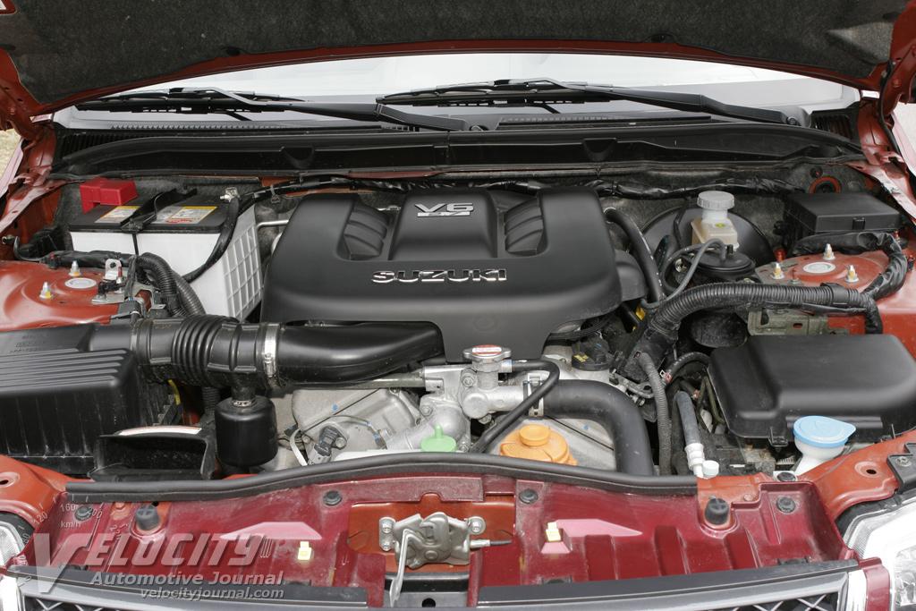 2006 Suzuki Grand Vitara Engine