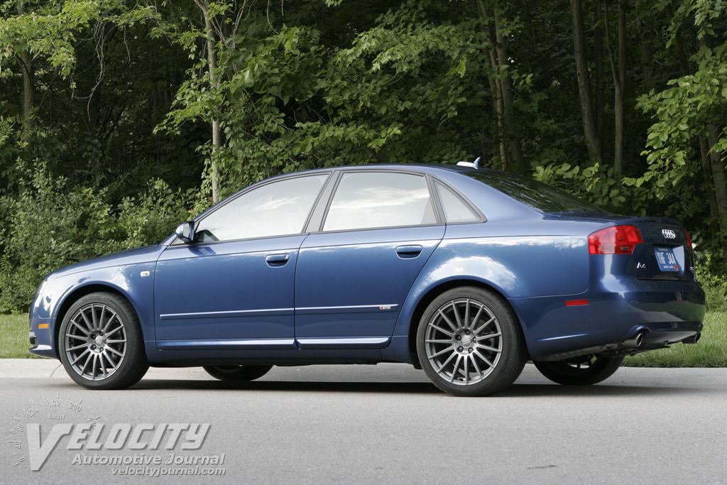 2006 Audi A4 2.0T S-Line Sedan