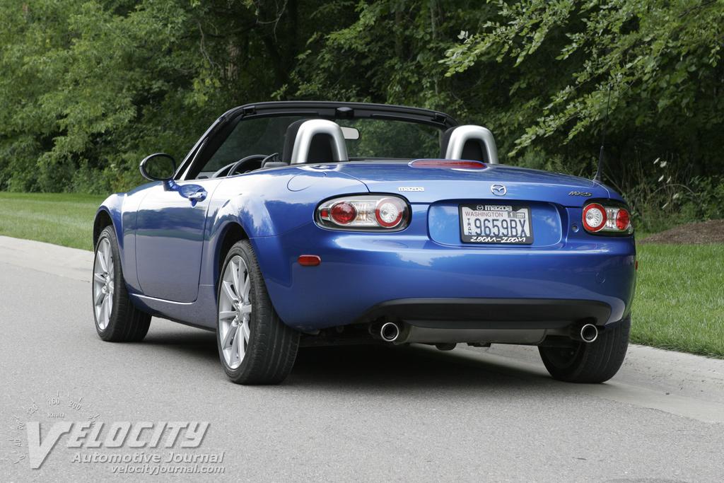 2006 Mazda MX-5 Sport
