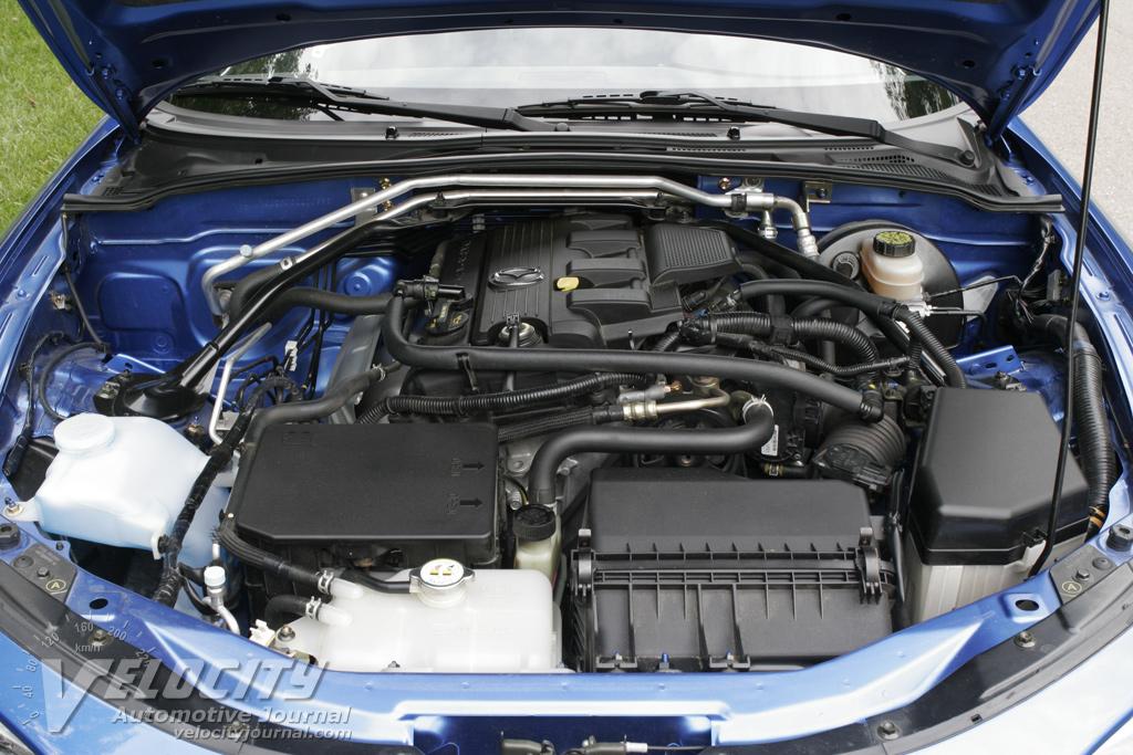 2006 Mazda MX-5 Sport Engine