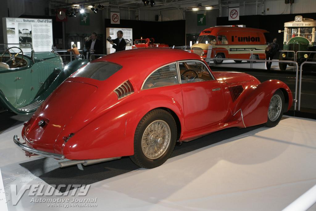 1936 Alfa Romeo 8C 2.9L