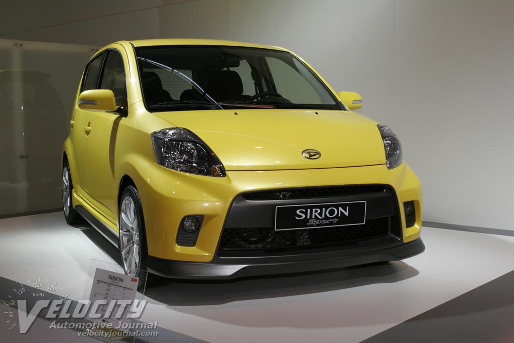2006 Daihatsu Sirion Sport