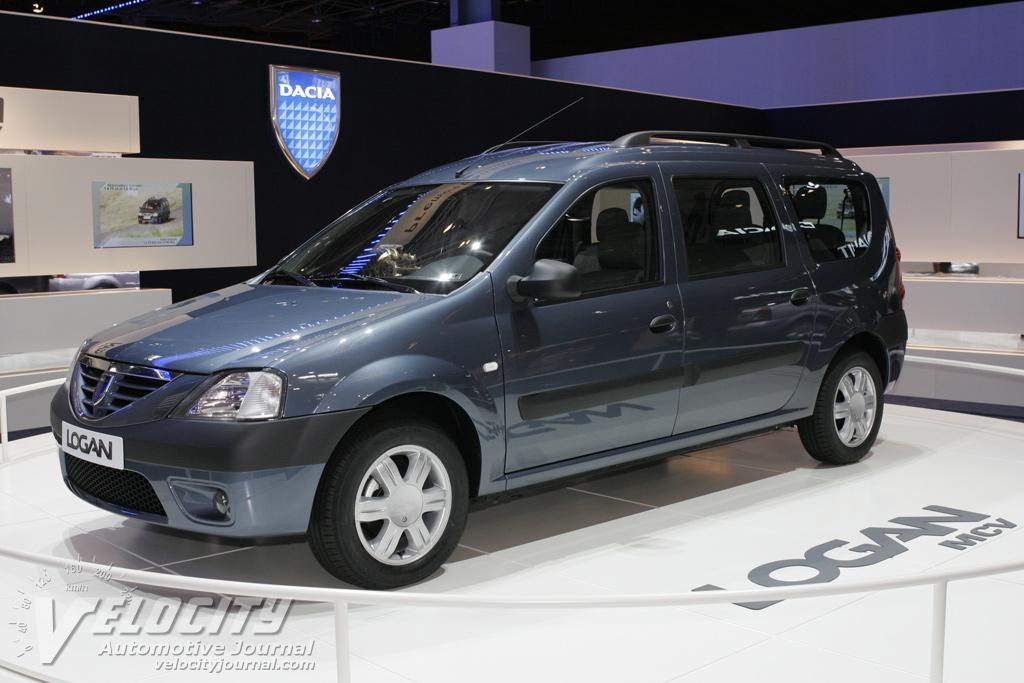 2007 Dacia Logan