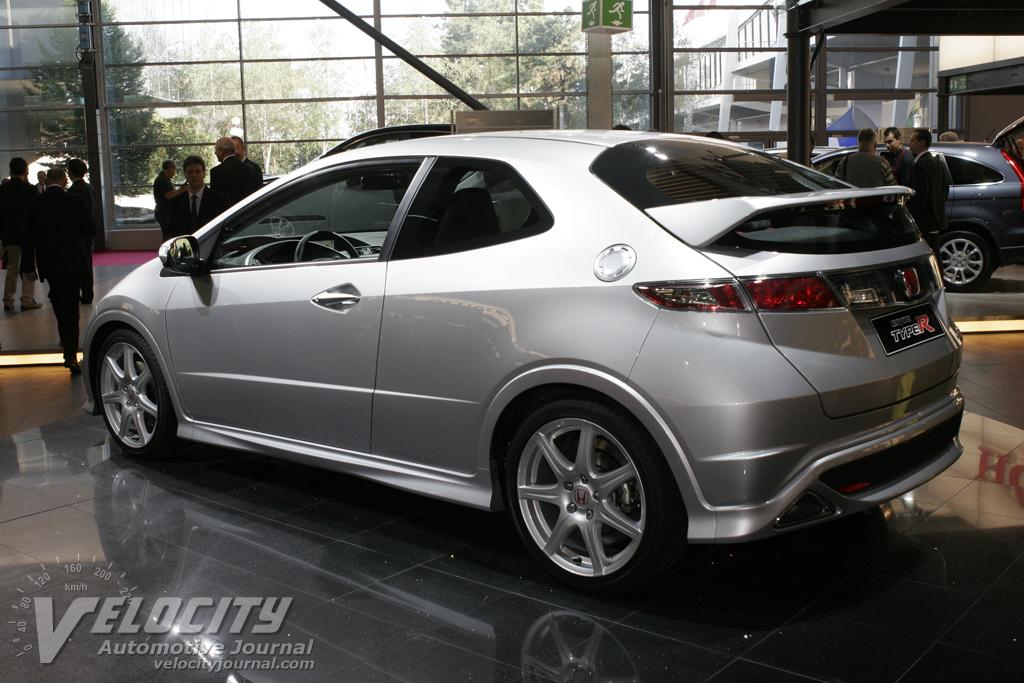 2007 Honda Civic 3D