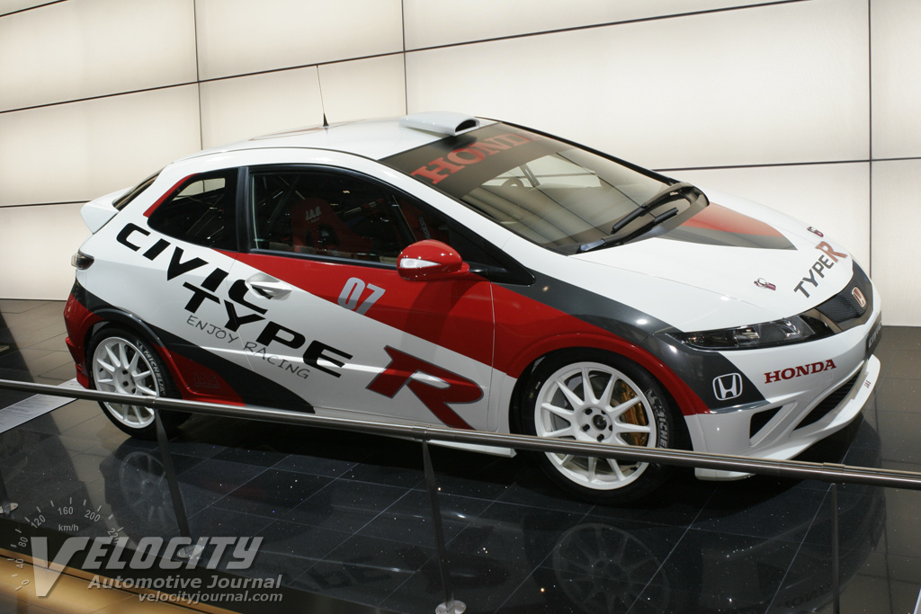 2007 Honda Civic Type-R Competition