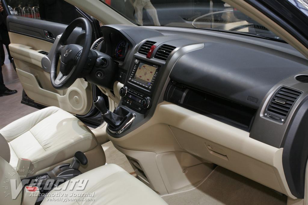 2007 Honda CR-V Interior