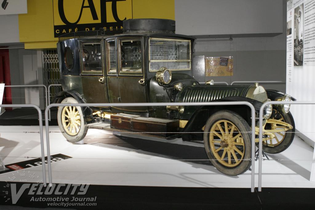 1910 Hotchkiss Type V