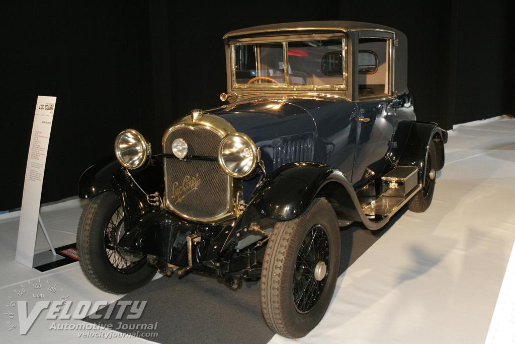 1928 Luc Court H4S2 Faux Cabriolet