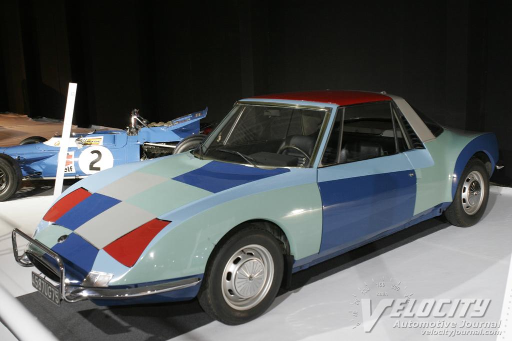 1967 Matra M530 Coupe Sonia Delaunay