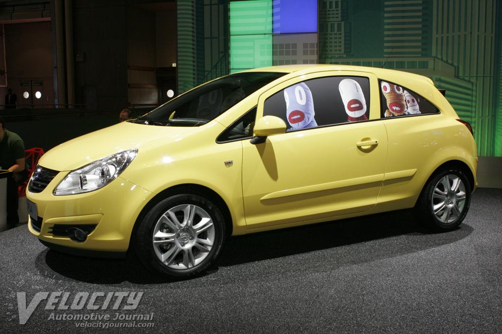 2007 Opel Corsa 3d