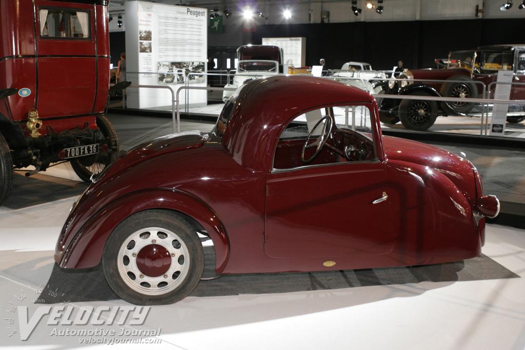 1942 Paris-Rhone Baby-Rhone II