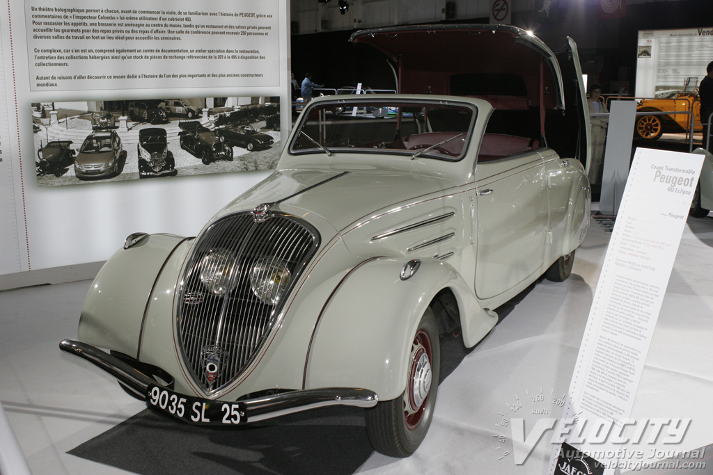 1937 Peugeot 402 Eclipse